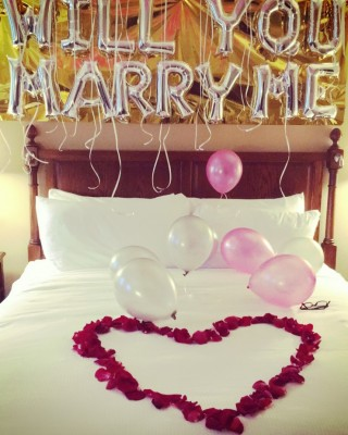 Marry Me Love Surprise